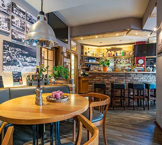 Restaurant Ingelotte - Sky Sportsbar Bansin auf Usedom